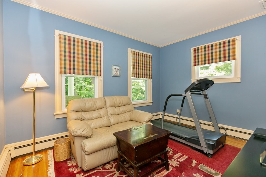 Real Estate Photography - 210 Belmont Rd, Hawthorne, NY, 10532 - Bedroom