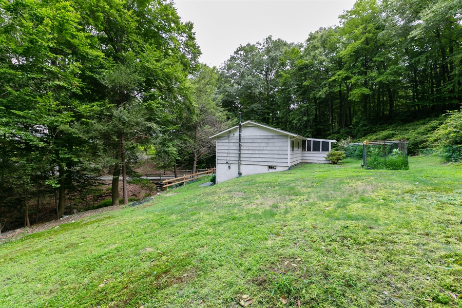 Real Estate Photography - 7 Ethan Drive, Garrison, NY, 10524 - Rear View