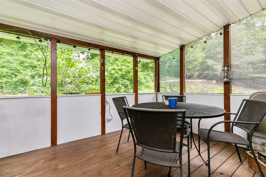 Real Estate Photography - 7 Ethan Drive, Garrison, NY, 10524 - Deck