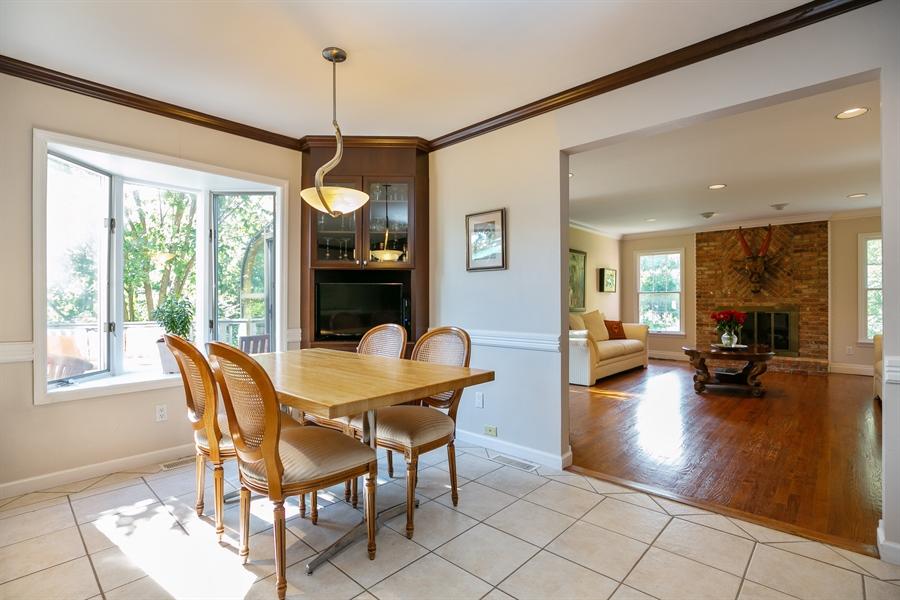 Real Estate Photography - 96 Deerfield Lane N, Pleasantville, NY, 10570 - Kitchen / Breakfast Room