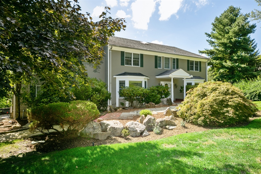 Real Estate Photography - 96 Deerfield Lane N, Pleasantville, NY, 10570 - Front View