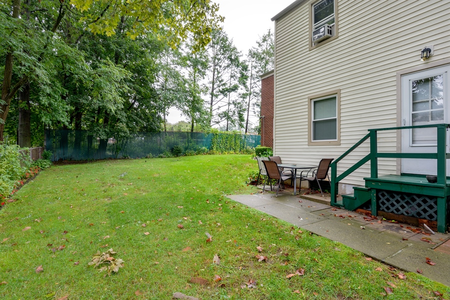 Real Estate Photography - 737 Tuckahoe Road, Jefferson Valley, NY, 10535 - Back Yard