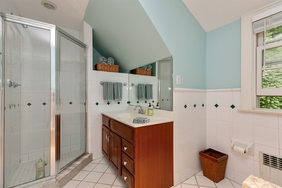 Real Estate Photography - 160 Crow Hill Rd, Bedford Corners, NY, 10549 - 3rd Bathroom