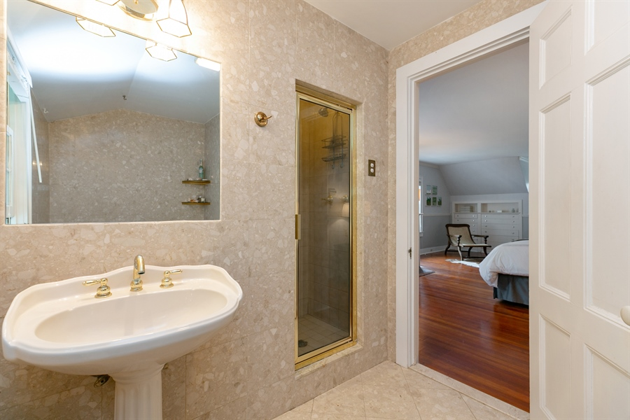 Real Estate Photography - 160 Crow Hill Rd, Bedford Corners, NY, 10549 - Master Bathroom
