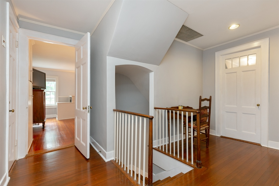 Real Estate Photography - 160 Crow Hill Rd, Bedford Corners, NY, 10549 - 2nd Floor Corridor