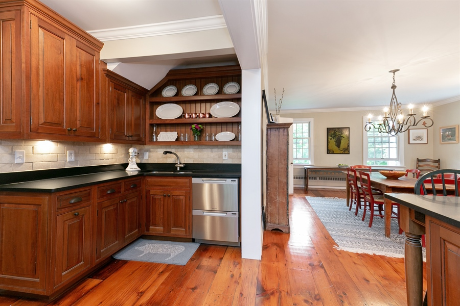 Real Estate Photography - 160 Crow Hill Rd, Bedford Corners, NY, 10549 - Kitchen