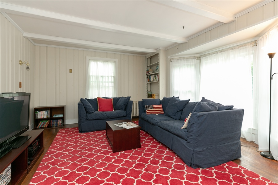 Real Estate Photography - 160 Crow Hill Rd, Bedford Corners, NY, 10549 - Family Room