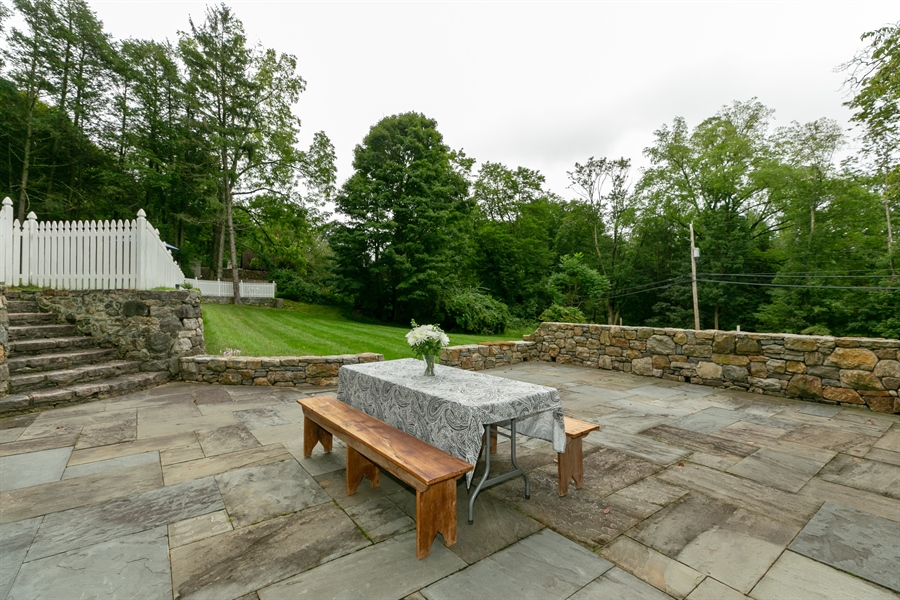 Real Estate Photography - 160 Crow Hill Rd, Bedford Corners, NY, 10549 - Patio