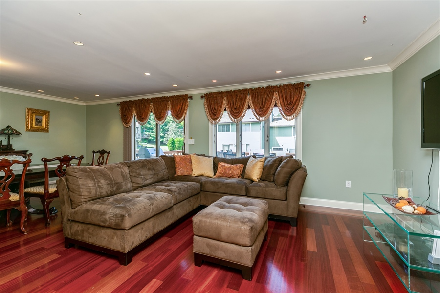 Real Estate Photography - 86 Krystal Drive, Somers, NY, 10589 - Living Room