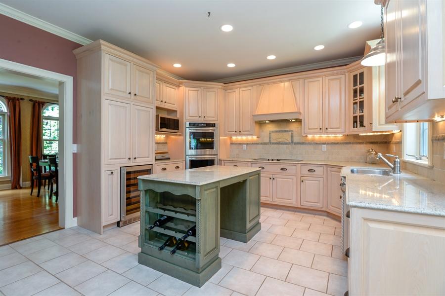 Real Estate Photography - 52 Hog Hill Road, Chappaqua, NY, 10514 - Gourmet Kitchen