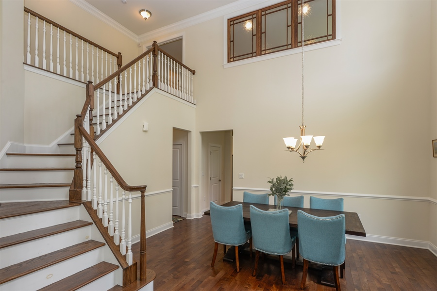 Real Estate Photography - 11 Hedges Court, Cortlandt Manor, NY, 10567 - Foyer