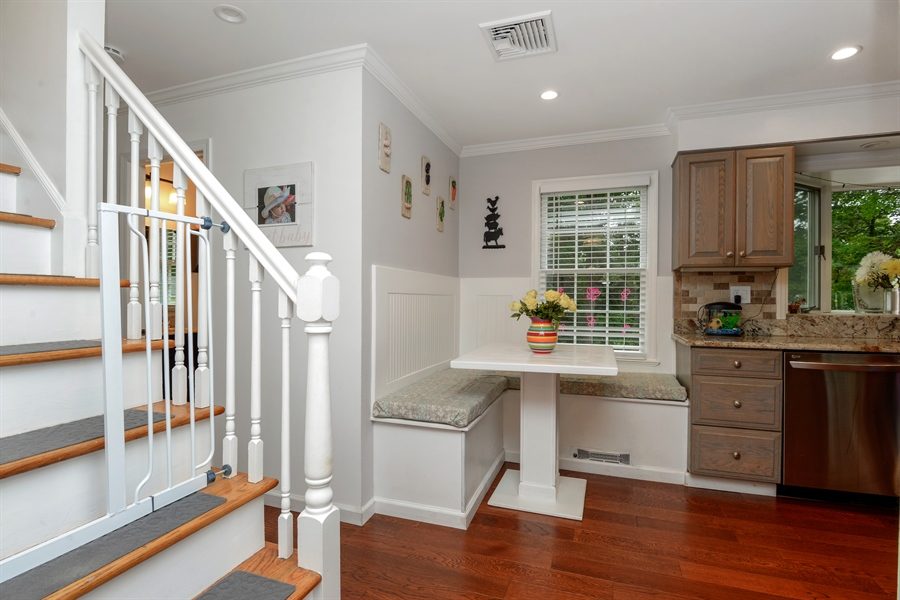 Real Estate Photography - 11 west meadow, Goldens Bridge, NY, 10526 - View from Entry Foyer