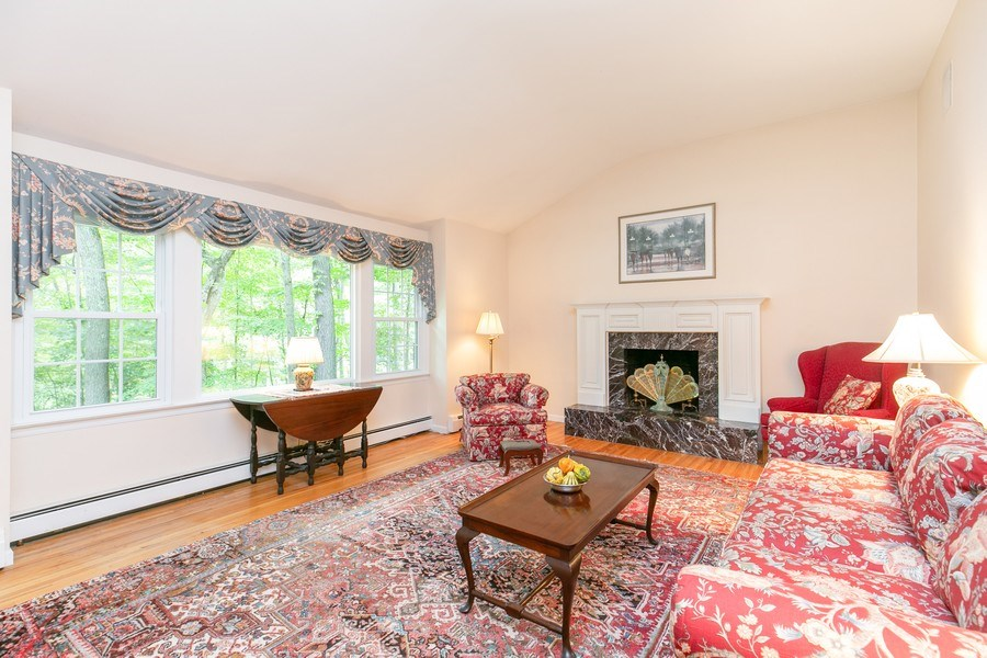 Real Estate Photography - 15 Surrey Lane, Ossining, NY, 10562 - Living Room