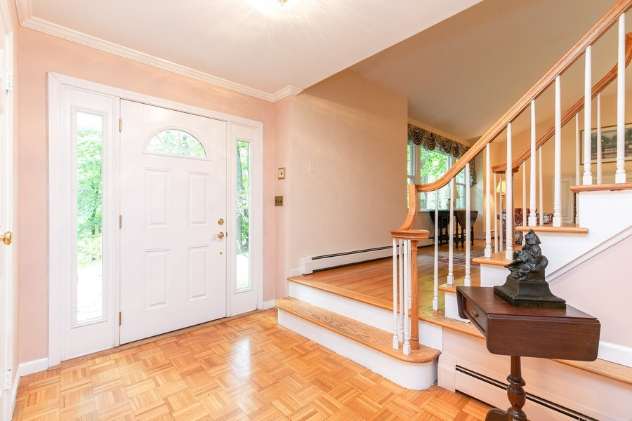 Real Estate Photography - 15 Surrey Lane, Ossining, NY, 10562 - Foyer