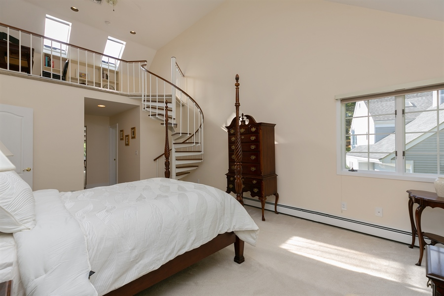 Real Estate Photography - 5 Elizabeth Ct, Briarcliff Manor, NY, 10510 - Master Bedroom
