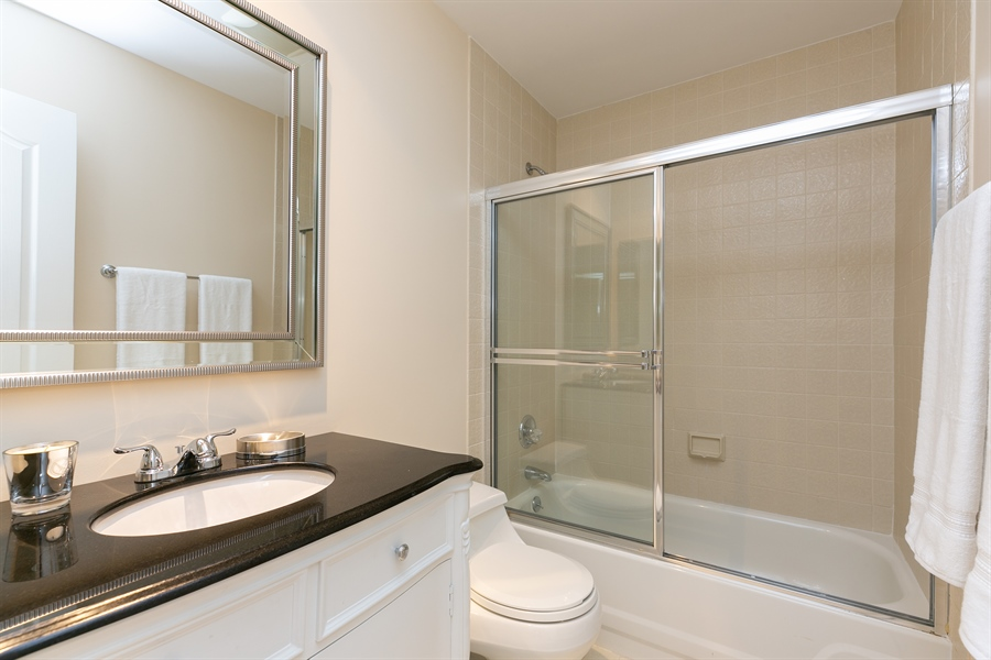 Real Estate Photography - 5 Elizabeth Ct, Briarcliff Manor, NY, 10510 - 2nd Bathroom