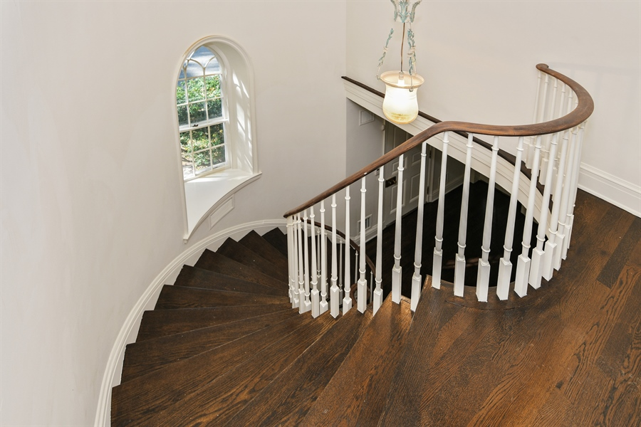 Real Estate Photography - 802 Old Kitchawan Road North, Ossining, NY, 10562 - Staircase