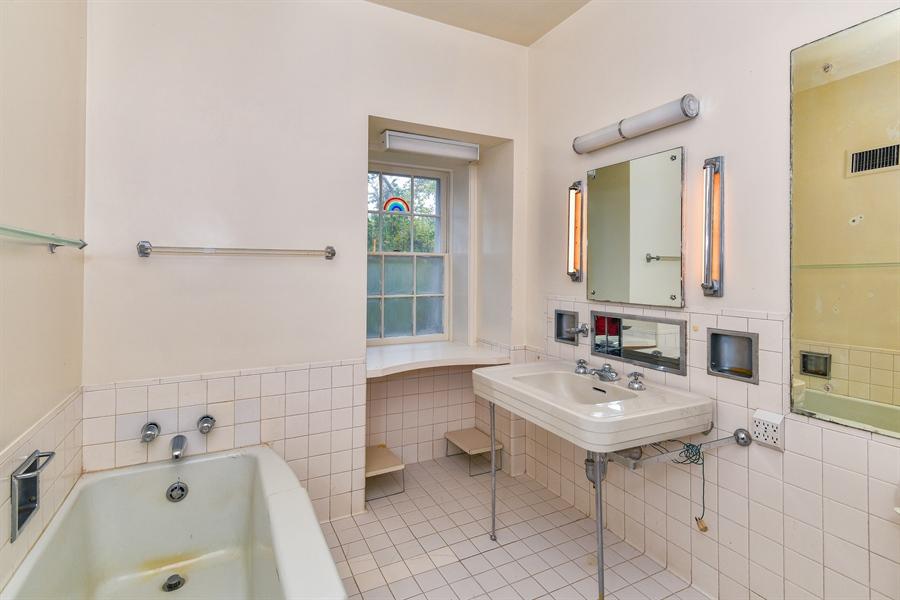 Real Estate Photography - 802 Old Kitchawan Road North, Ossining, NY, 10562 - Bathroom