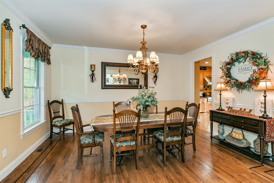 Real Estate Photography - 6 Amato Dr East (aka Michael J. Amato Dr, Cortlandt Manor, NY, 10567 - Dining Room
