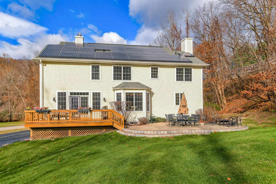 Real Estate Photography - 6 Amato Dr East (aka Michael J. Amato Dr, Cortlandt Manor, NY, 10567 - Rear View