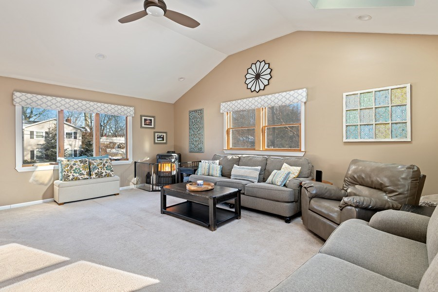 Real Estate Photography - 258 Millington Road, Cortlandt Manor, NY, 10567 - Living Room