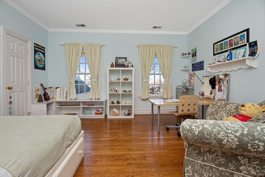 Real Estate Photography - 202 Hirst Rd, Briarcliff Manor, NY, 10510 - Large Second Bedroom