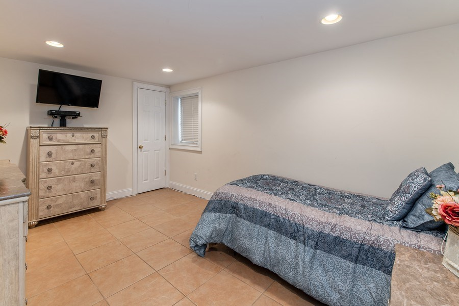 Real Estate Photography - 74 Dogwood Lane, Pleasantville, NY, 10570 - Lower Level - Bedroom