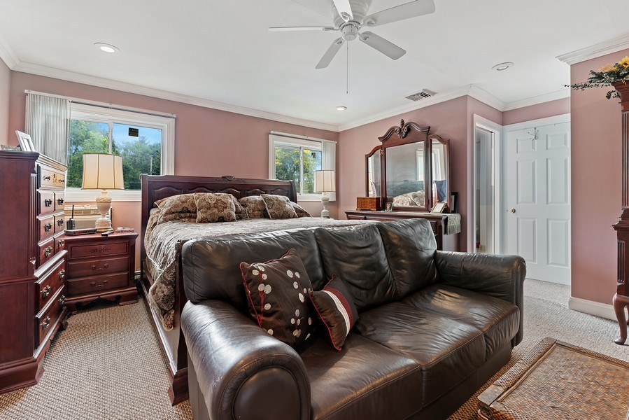 Real Estate Photography - 2896 S Deerfiled Ave, Yorktown Heights, NY, 10598 - Master Bedroom
