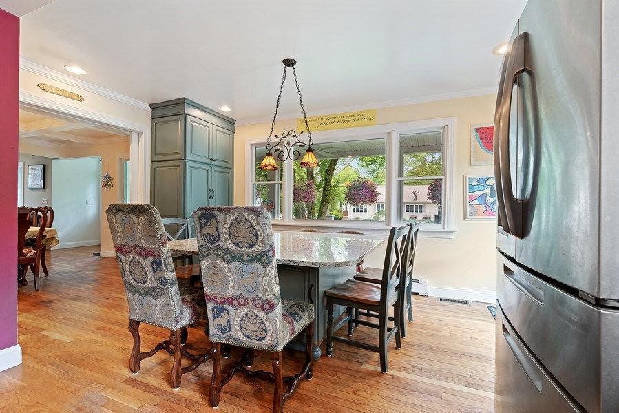 Real Estate Photography - 2896 S Deerfiled Ave, Yorktown Heights, NY, 10598 - Kitchen / Breakfast Room