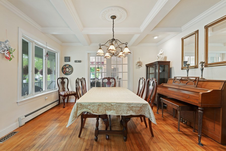 Real Estate Photography - 2896 S Deerfiled Ave, Yorktown Heights, NY, 10598 - Dining Room