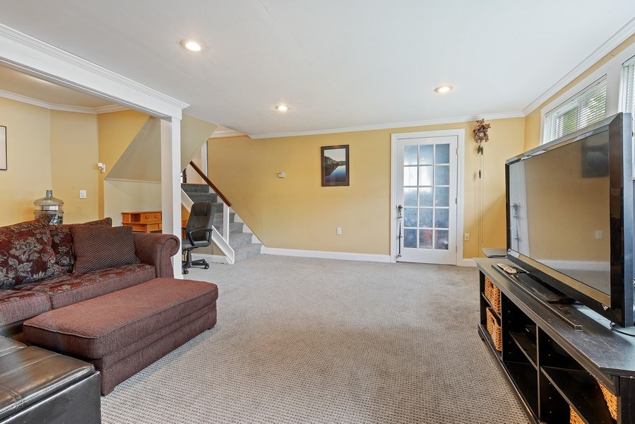Real Estate Photography - 2896 S Deerfiled Ave, Yorktown Heights, NY, 10598 - Family Room