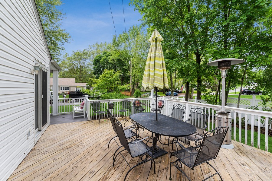 Real Estate Photography - 2896 S Deerfiled Ave, Yorktown Heights, NY, 10598 - Deck