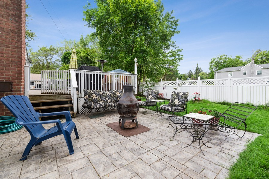 Real Estate Photography - 2896 S Deerfiled Ave, Yorktown Heights, NY, 10598 - Patio