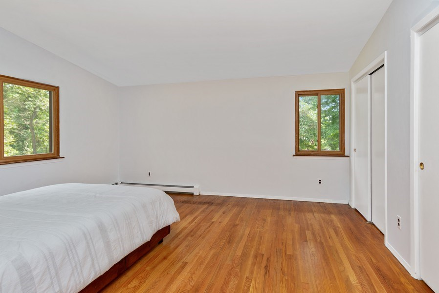 Real Estate Photography - 3 Morningside Ct, Ossining, NY, 10562 - Large Master Bedroom w/double closets