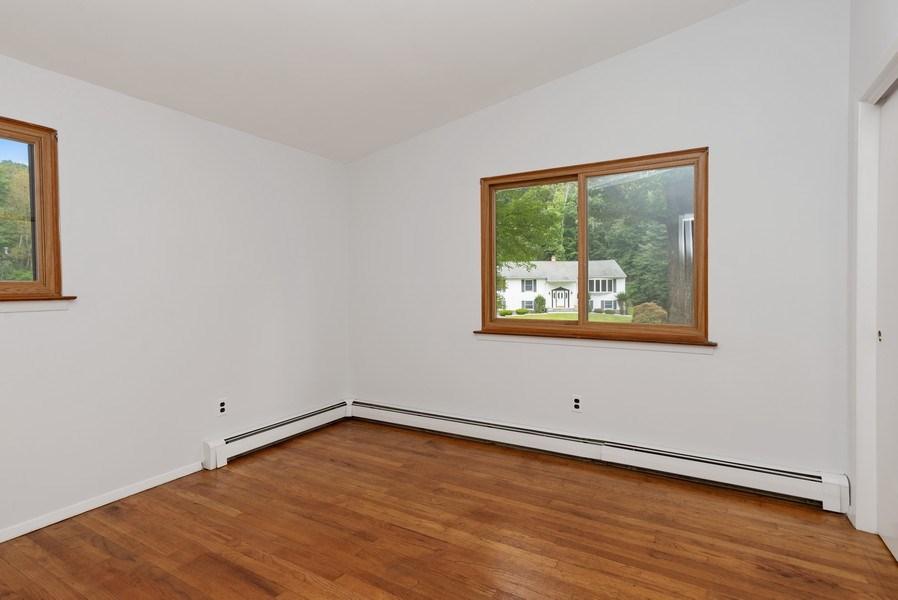 Real Estate Photography - 3 Morningside Ct, Ossining, NY, 10562 - Corner Third Bedroom w/hardwood floors