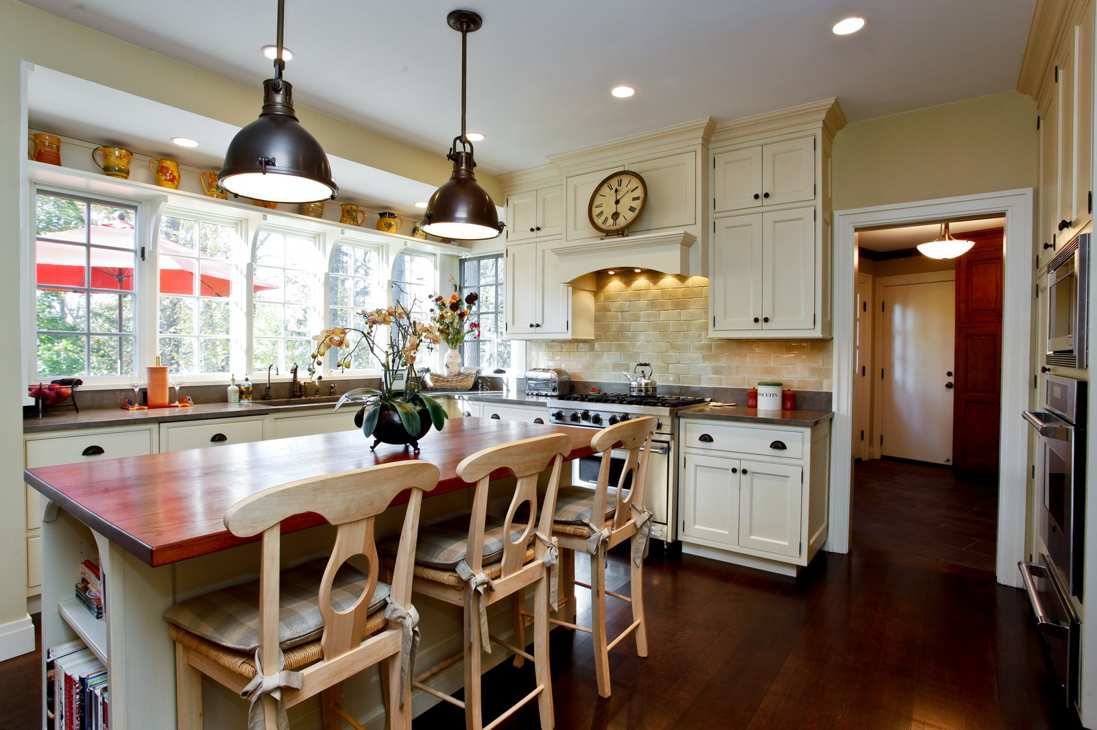 Real Estate Photography - 30 Hadden Rd, Scarsdale, NY, 10583 - Kitchen