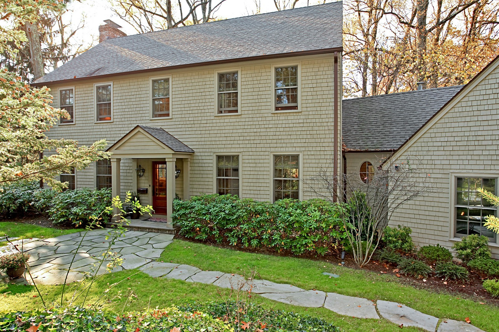 Real Estate Photography - 30 Hadden Rd, Scarsdale, NY, 10583 - Front View