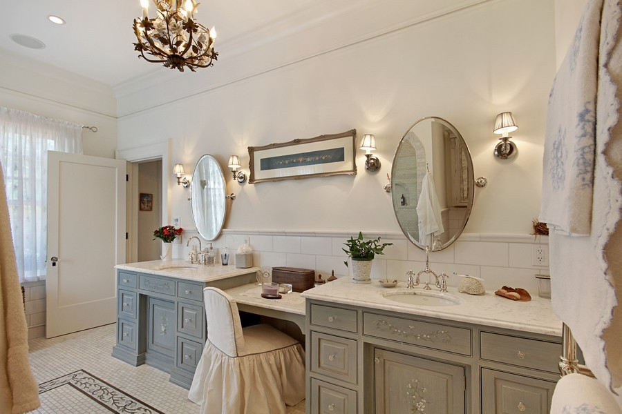 Real Estate Photography - 1000 Springdale Road, Atlanta, GA, 30306 - Master Bathroom