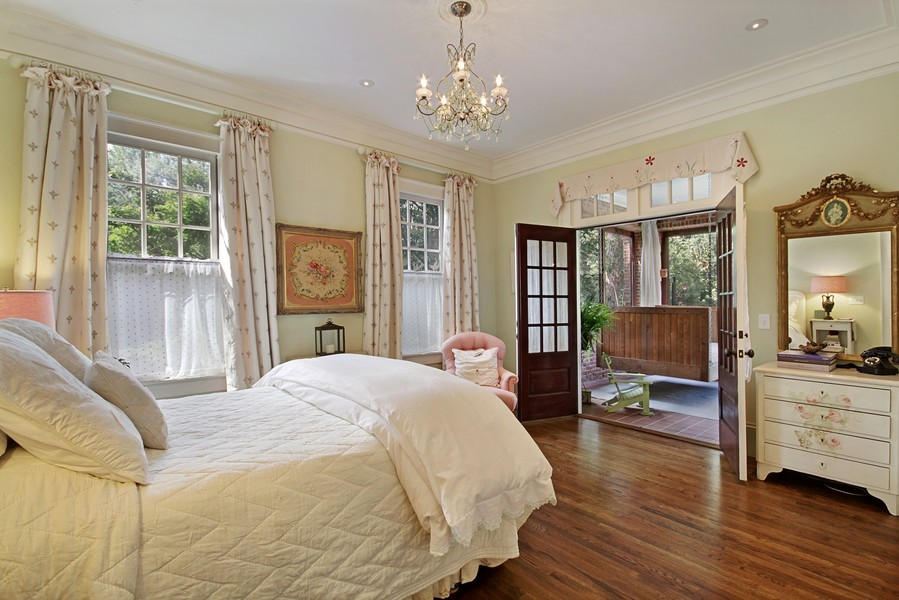 Real Estate Photography - 1000 Springdale Road, Atlanta, GA, 30306 - Guest Bedroom