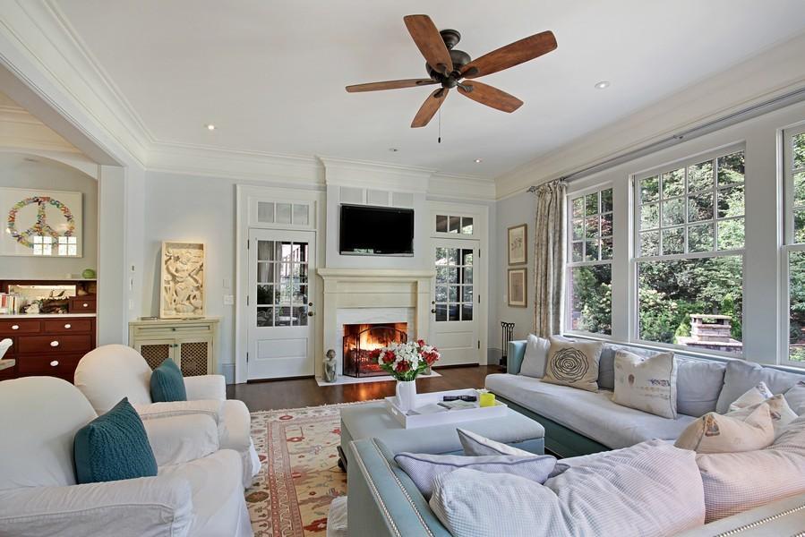 Real Estate Photography - 1000 Springdale Road, Atlanta, GA, 30306 - Family Room
