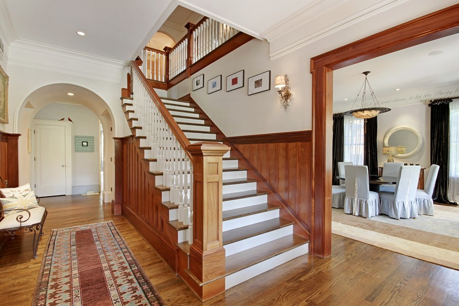 Real Estate Photography - 1000 Springdale Road, Atlanta, GA, 30306 - Foyer