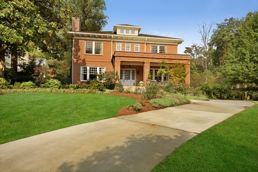 Real Estate Photography - 1000 Springdale Road, Atlanta, GA, 30306 - Front View