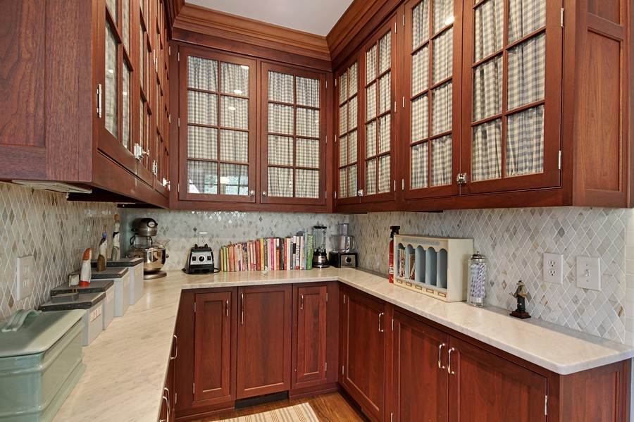 Real Estate Photography - 1000 Springdale Road, Atlanta, GA, 30306 - Pantry
