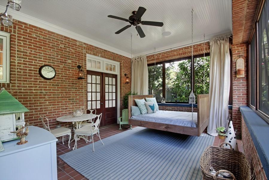 Real Estate Photography - 1000 Springdale Road, Atlanta, GA, 30306 - Sun Room