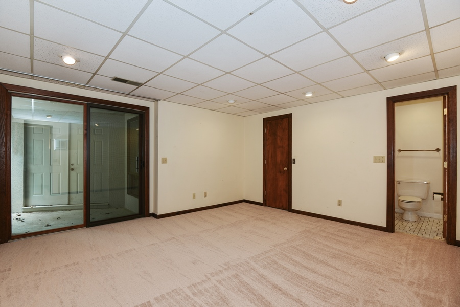 Real Estate Photography - 185 River North Ct, Sandy Springs, GA, 30328 - Lower Level