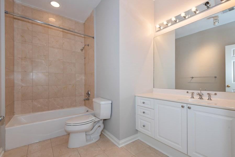 Real Estate Photography - 1735 Peachtree St, #331, Atlanta, GA, 30309 - 3rd Bathroom
