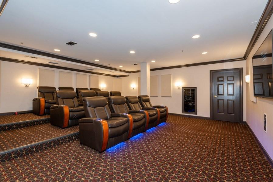 Real Estate Photography - 1735 Peachtree St, #331, Atlanta, GA, 30309 - Theater
