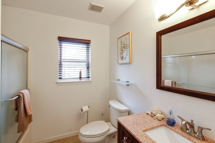 Real Estate Photography - 26 White Oak Bend, Rochester, NY, 14624 - Master Bathroom