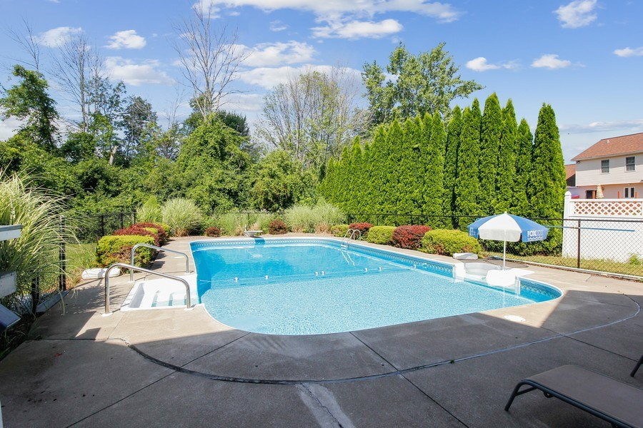 Real Estate Photography - 26 White Oak Bend, Rochester, NY, 14624 - Pool