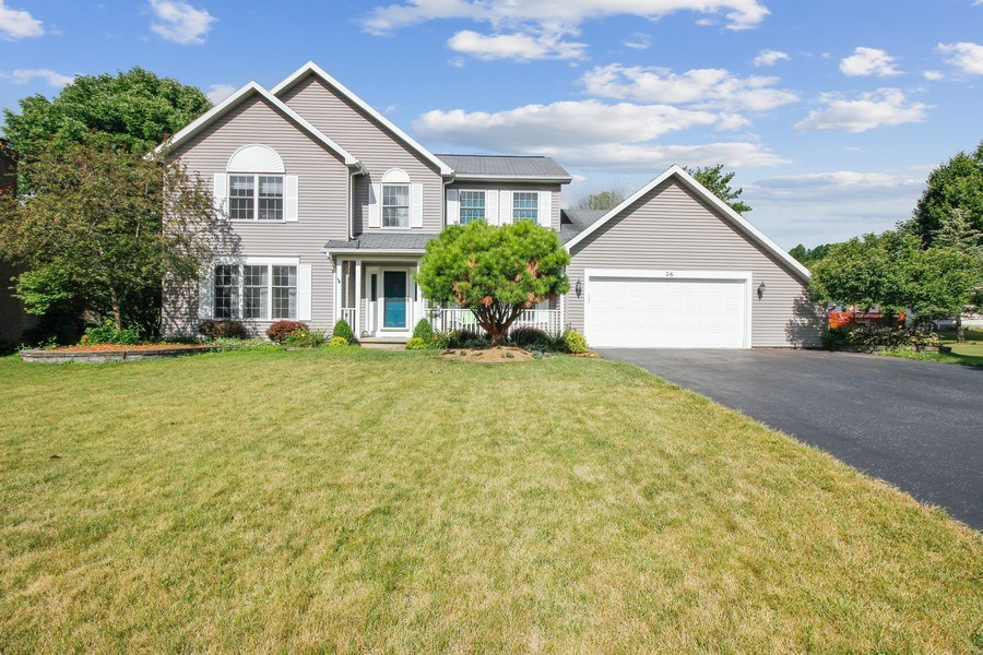 Real Estate Photography - 26 White Oak Bend, Rochester, NY, 14624 - Front View